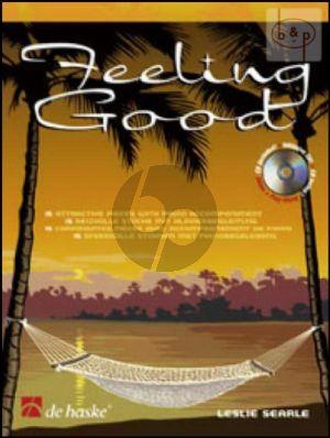 Feeling Good (Flute-Piano) (Bk-Cd)