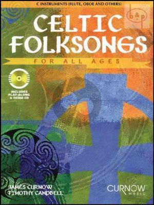Celtic Folksongs for All Ages for C Instruments