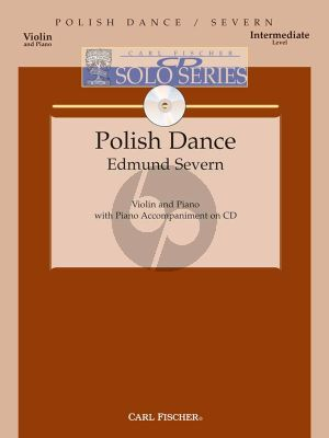 Severn Polish Dance Violin-Piano (Bk-Cd)
