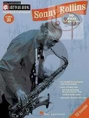 Sonny Rollins Classics (Jazz Play-Along Series Vol.33)