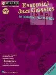 Essential Jazz Classics (Jazz Play-Along Series Vol.12)
