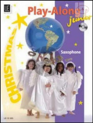 Play-Along Junior Christmas (Sax.)
