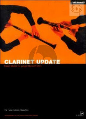 Clarinet Update 1 - 3 Clarinets (New Music for Young Clarinettists)