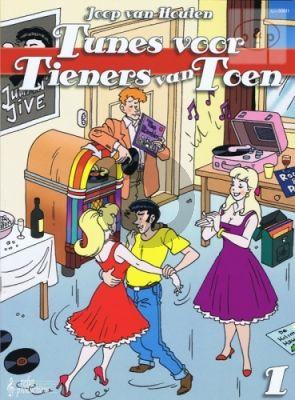 Tunes voor Tieners van Toen Vol.1