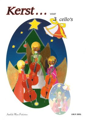 Kerstliedjes (3 Violoncellos) (arr.W.Poot) (Part./Partijen) (zeer eenvoudig)