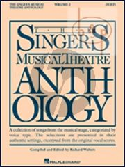 Singers Musical Theatre Anthology Duets Vol.2 (Authentic Settings)