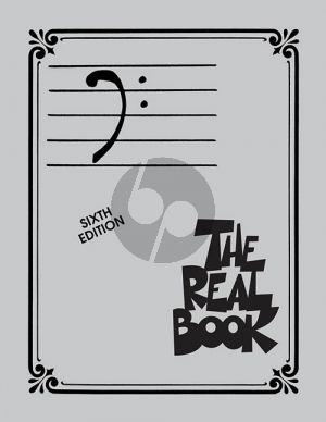Real Book Bass clef edition (6th. ed.)