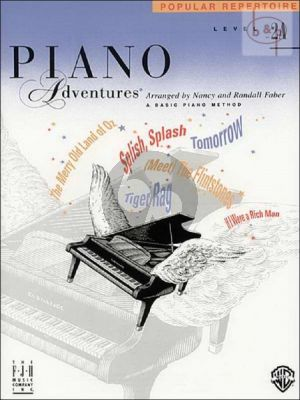 Piano Adventures Popular Repertoire Level 2A