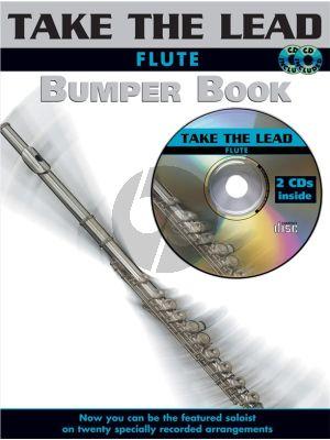 Take the Lead Bumper Book Flute (Bk-Cd) (grades 1 - 3)