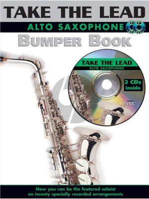 Take the Lead Bumper Book Alto Saxophone (Bk-Cd) (grades 1 - 3)