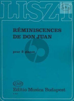 Reminiscences de Don Juan (R.379 - G.656)