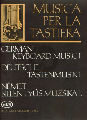 German Keyboard Music