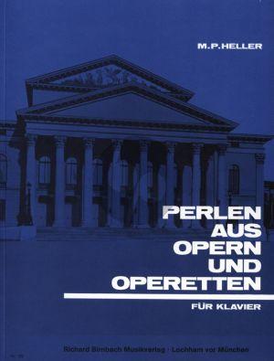 Perlen aus Opern & Operetten Klavier