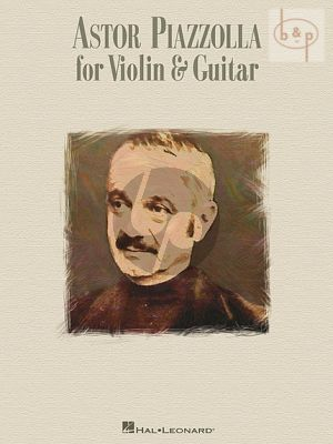 Piazzolla for Violin and Guitar