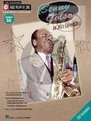 10 Jazz Favorites (Jazz Play-Along Series Vol.55)