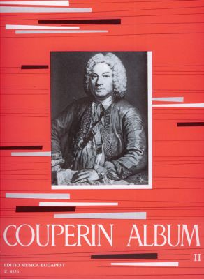 Couperin Album Vol.2 Piano (edited Jozsef Gat)