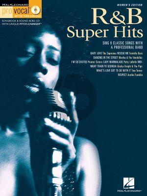 R & B Superhits for Female Singers