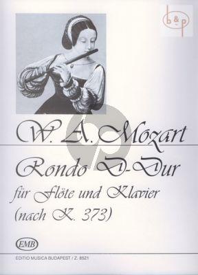 Rondo D-dur (nach KV 373)