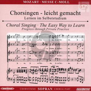 Messe c-moll KV 427 (Soprano Chorstimme)