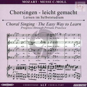 Messe c-moll KV 427 (Alt Chorstimme)