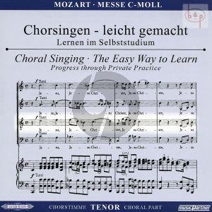 Messe c-moll KV 427 (Tenor Chorstimme)