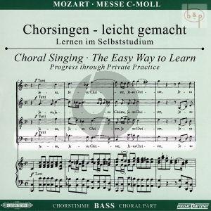 Messe c-moll KV 427 (Bass Chorstimme)