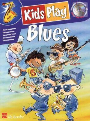 Kids Play Blues (Tenor Sax.)
