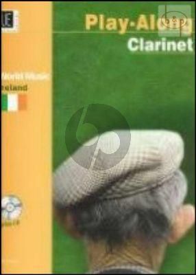 World Music Ireland Playalong (Clarinet) (Bk-Cd)