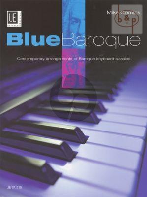 Blue Baroque for Piano