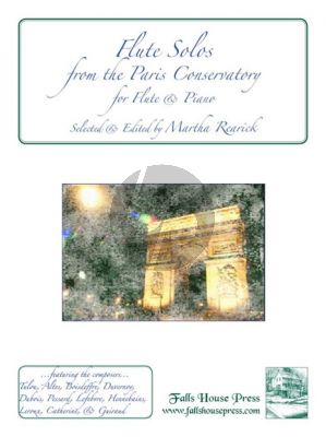 Flute Solos from the Paris Conservatory