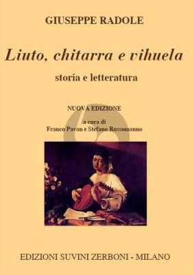 Radole Liuto-Chitarra e Vihuela Storia e Letteratura