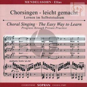 Elias Op.70 Sopran Chorstimme (2 Cd's)