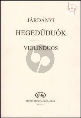Duos 2 Violins