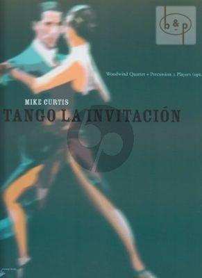 Tango la Invitacion (Flute-Oboe-Clar.[Bb]-Bsn)