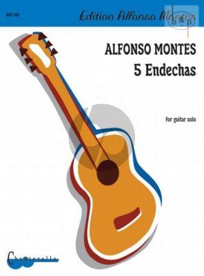 5 Endechas for Guitar