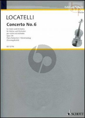 Concerto g-minor Op.3 No.6 (L'Arte del Violino)