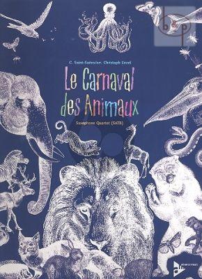 Le Carnaval des Animaux (SATB)