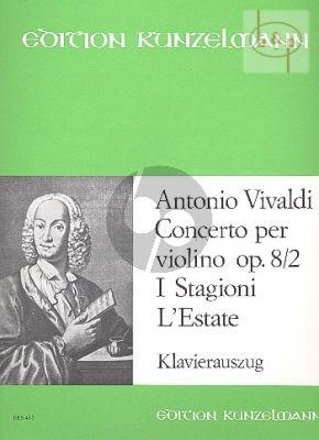 Konzert g-moll Op.8 / 2