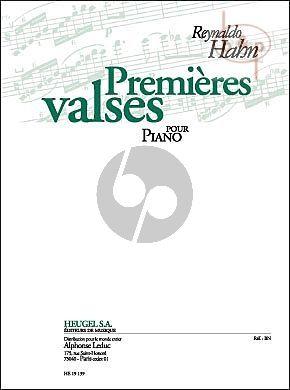 Premieres Valses pour Piano