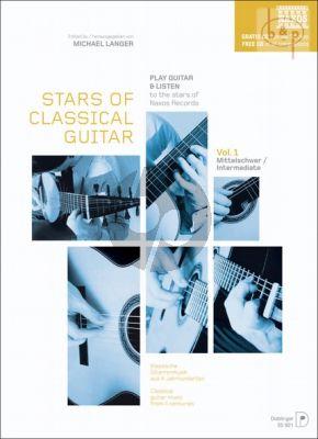 Stars of Classical Guitar Vol.1