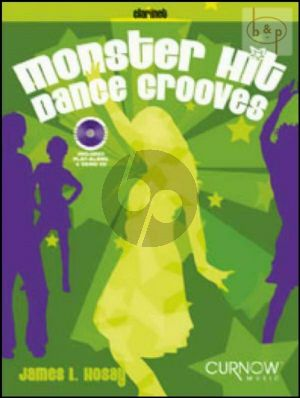 Monster Hit Dance Grooves (Clarinet)