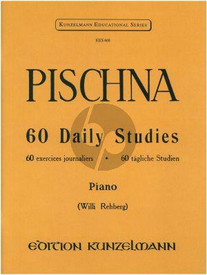 60 Tägliche Studien Klavier