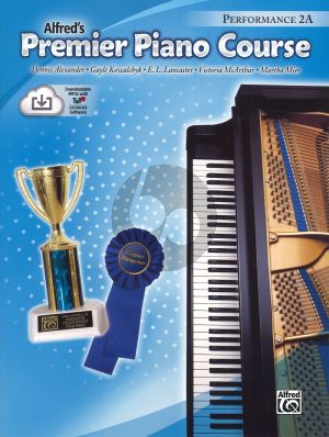 Premier Piano Course Book 2A Performance