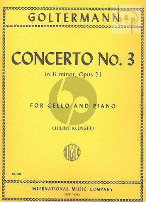 Concerto No.3 B-minor Op.51