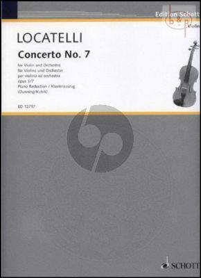 Concerto F-flat major Op.3 No.7 (L'Arte del Vi.)