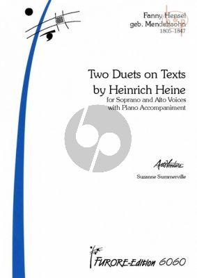3 Duets (2 Sopr.
