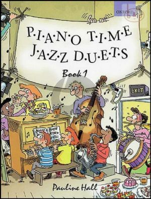 Piano Time Jazz Duets Vol.1