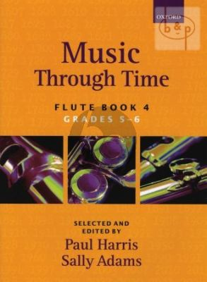 Music through Time Vol. 4 Flute and Piano