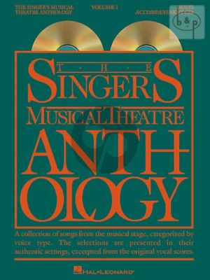 Singers Musical Theatre Anthology Duets Vol.1