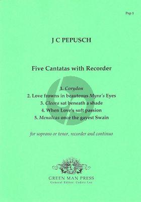 5 Cantatas